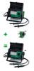 High-voltage insulation tester, battery-powered -- Gossen Metrawatt METRISO 5000A (M580A)
