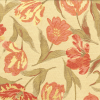 Allover Tulips Lampasso Fabric -- R-Poetry - Image