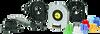 Modular Incremental Encoder -- AMT102-V