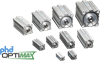 Series OCQ Pneumatic Compact Cylinder