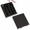 4 AA Cell Battery Holder -- SBH341A
