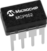 Precision Operational Amplifier -- MCP652