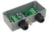 Weatherproof 3-Line Telephone/DSL - Screw Terminals -- AL-D3W-DT
