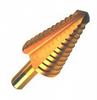 Titanium Step Drill Bit 1/4