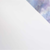 Opal White, Iridescent Glass -- I/200SF