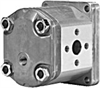 Micro Gear Pumps -- 0.25 - 0.5 Series -Image
