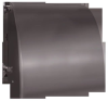 Outdoor Wall Light -- WP1FCSN100/PC