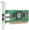 HP FC1243 4Gb PCI-X 2.0 Dual Channel Host Bus Adapter -- AE369A