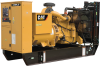 2250 kW HD Prime Power Generator -- 3516C-Image