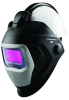 3M Speedglas 9100 QR 56360 Helmet Assembly - Auto-Darkening Lens - Battery Powered - 4.2 in Viewing Width - 2.1 in Viewing Height - 051141-56360 -- 051141-56360 -- View Larger Image