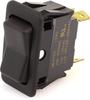 EATON EURO-SR Rocker Switch, DPTT, On-On-On, Unlit, 8006K61N1V2 -- 43112 - Image