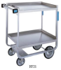 HEAVY DUTY CARTS WITH 2 SHELVES -- H743