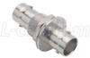 BNC Auto-Terminating (F-F) Bulkhead Adapter, 75 Ohm -- BA307-75 - Image