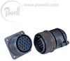 Amphenol 10-109017-10S MIL-DTL-5015 (MS3100-MS3108) Circular Connectors -- 10-109017-10S - Image