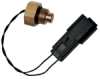 500 Series immersion temperature probe, NTC, 30,000 Ohm, ±0,2 °C [0.36 °F] tolerance, 25 °C [77 °F] accuracy, brass, threaded body (9/16 18 UNF-2B), flying leads (two), 20 gau -- 535-53DA02-303