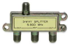 Cable Splitter,3 Way -- 5LR26