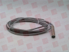BALLUFF BES M12MI-PSC20B-BV03 ( (BES005W) INDUCTIVE SENSOR, 12 X 53 MM, CABLE, NORMALLY OPEN (NO), RATED OPERATING DISTANCE SN=2 MM, FLUSH ) -Image