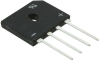 Bridge Rectifiers -- GBU8M-E3/45GI-ND