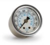 Stainless Steel Case Flat Mount Pressure Gauge -- 6096 - Image