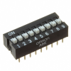 DIP Switches -- A6E-9104-ND -Image