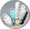 Straight-Root Design Timing Screw