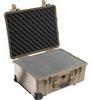 Pelican 1560 Case with Foam - Desert Tan | SPECIAL PRICE IN CART -- PEL-1560-000-190 -Image