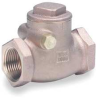 Check Valve,Low Lead,2 In,Solder,Bronze -- 5EMZ8