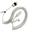 Ergotron Coiled Extension Cord Accessory Kit -- 97-464