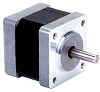 35HSM Stepper Motor 35mm -- 35HS33MF88-Image