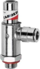 Right Angle Flow Control Valve -- GSVU 53-02 - Image