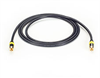 S/PDIF Audio or Composite Video Coax Cable - (1) RCA on Each End, 3-ft. (9.8-m) -- ACB-1RCA-0003