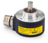 Functional Safety Encoders DSM5H SIL3 Incremental Rotary Encoder -- Functional Safety Encoders DSM5H SIL3 Incremental Rotary Encoder DSM510-2048S012 -- View Larger Image