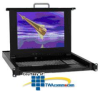 "Southwest Data Products 1U 17"" TFT LCD Keyboard.. -- SWE907-KB"