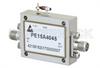 27 dBm P1dB, 6 GHz to 12 GHz, Medium Power Broadband Amplifier, 28 dB Gain, 5 dB NF, SMA -- PE15A4045 -Image
