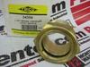TRICO 34354 ( VIEWPORT GLASS 1-1/4INCH BRASS W/O BAFFLE ) -Image