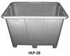 Unique-Style Pallet Containers -- HLP-28 - Image