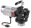Drum Pump,Agricultural,115VAC,1375 RPM -- 6XGP4 - Image