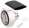 7/16 DIN Male (Plug) Low PIM Connector for SPP-500-LLPL, SPO-500, SPF-500 Cable, Solder -- TC-500-716M-LP -- View Larger Image