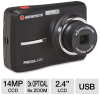 AgfaPhoto 1430 Precisa Digital Camera -  14MP Megapixels, Op -- PRECISA 1430 BLACK - Image