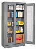 PARENT METAL Heavy-Duty Visual Cabinets -- 4125500