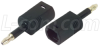 Toslink Female to Mini-Plug Male Adapter -- ADPT-TOSF-MINIM