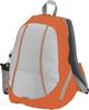Extreme Backpack -- 1639 - Orange/ Gray/ Orange