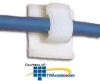Panduit® Adhesive Backed Cord Clip -- ACC19-A-C