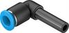 QSML-6H Push-in L-connector -- 153348 -Image