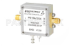1.5 dB NF Low Noise Amplifier, Operating from 10 MHz to 1.3 GHz with 35 dB Gain, 20 dBm P1dB and SMA -- PE15A1054 -Image