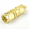 SMA Adjustable Phase Trimmer With an Adjustable Phase of 3.5 Deg. Per GHz From DC to 18 GHz -- SMP08618 -Image