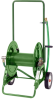 Portable Stoarge Hose Reel On Wheels -- 1100