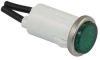 Flush Indicator Light, Green, 125V -- 20C848 - Image