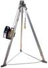 DBI-SALA Advanced Silver, Black, Anodized Yellow Tripod System - 120 ft Length - 648250-16285 -- 648250-16285