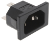 Power Entry Connectors - Inlets, Outlets, Modules -- 486-4750-ND -Image